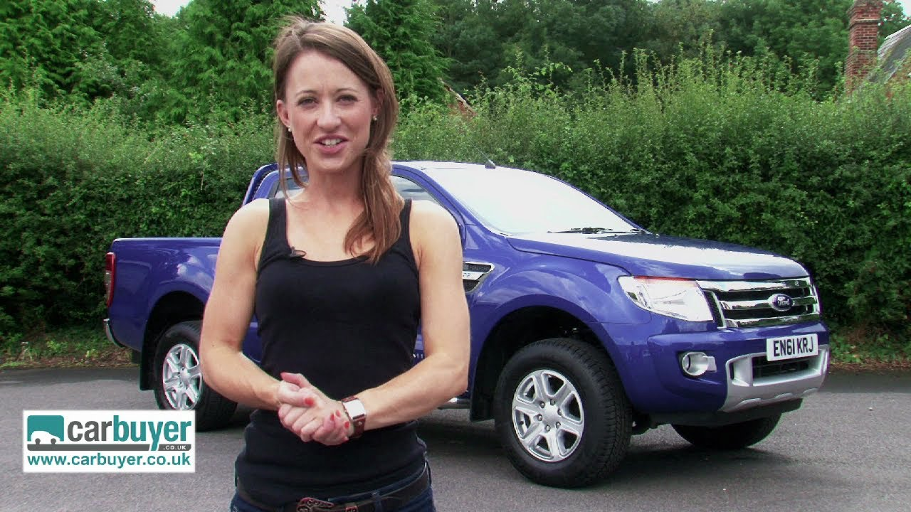 Ford Ranger Pick Up Review Carbuyer Youtube