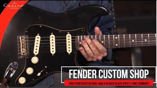 Fender Custom Shop Dual Mag Stratocaster
