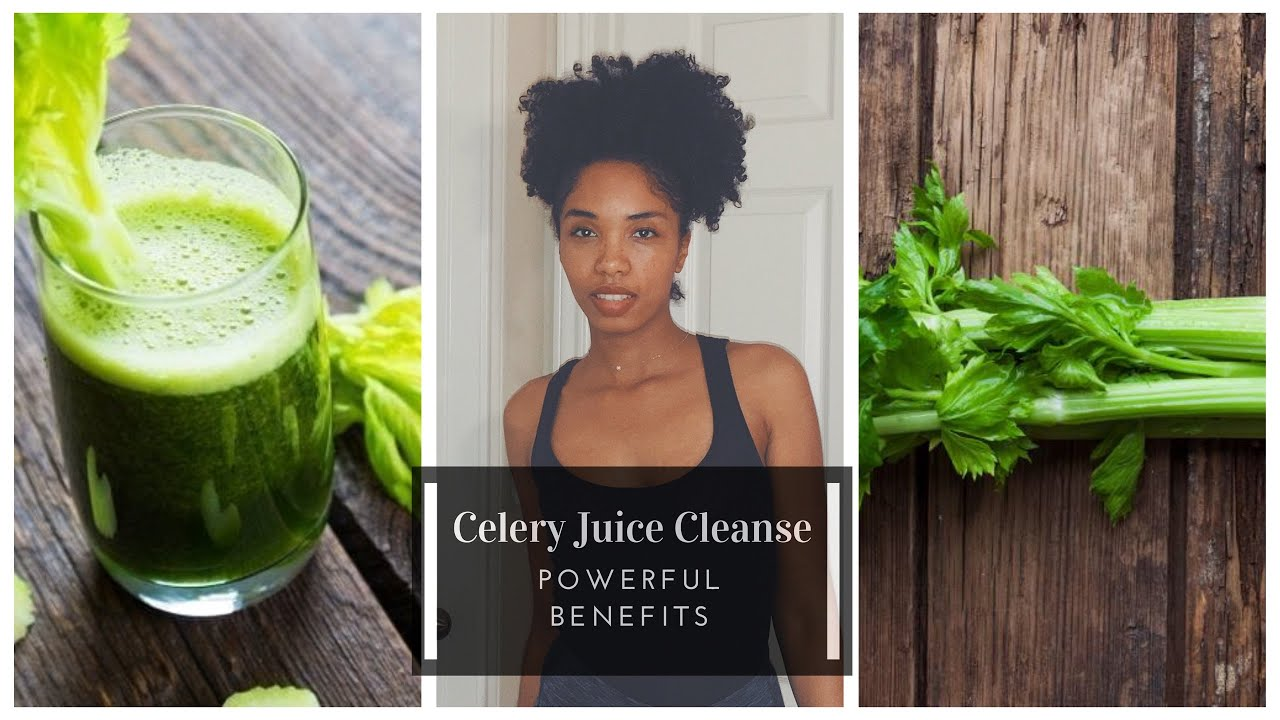 Celery Juice Cleanse | Powerful Benefits & My Experience