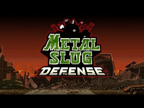 Metal Slug Defense - Universal - HD (iOS /Android) Gameplay Trailer