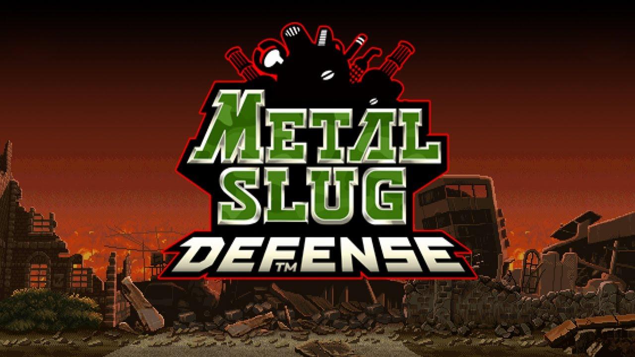 لعبه Metal Slug Defense v1.36.1 مهكره جاهزه (تحديث)
