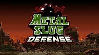 Metal Slug Defense - Universal - HD (iOS /Android) Gameplay Trailer