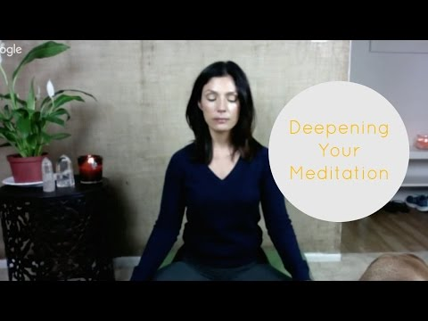 Deepening Into Receiving AKA how to meditate for longer periods of time