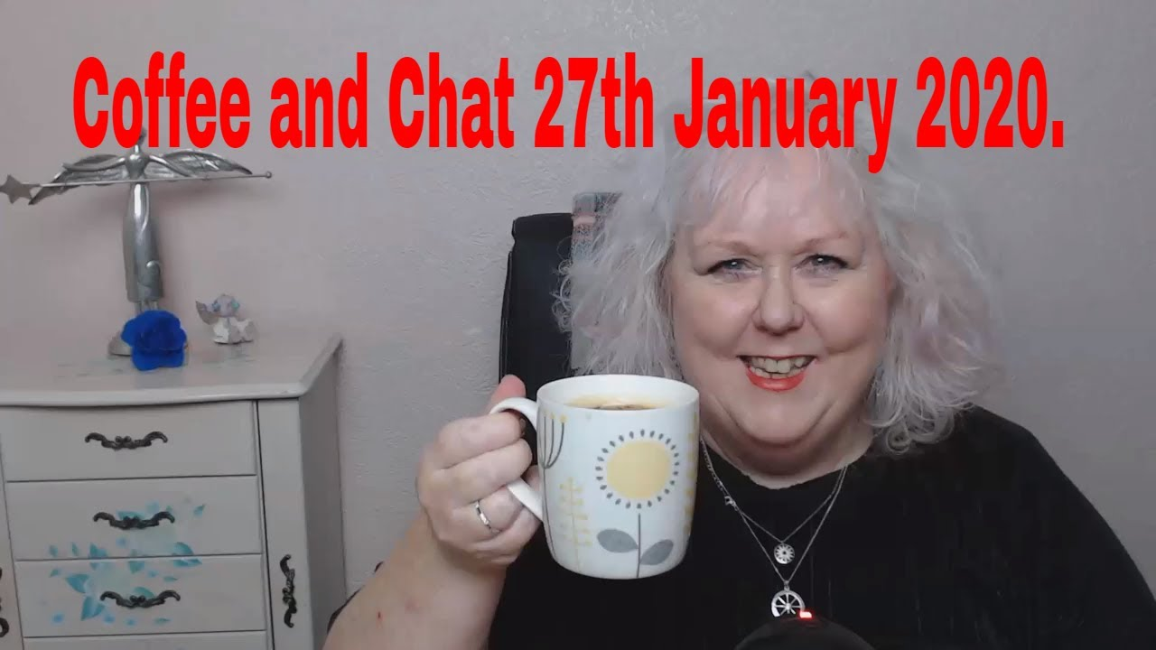 Coffee and Chat 27th January 2020 | Help Me With Animal and Pet Chapter of Afterlife Book?
