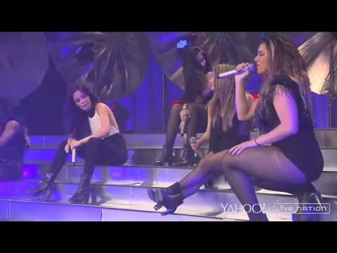 Fifth Harmony - The Reflection Tour, live in Boston 3/24/2015 (Full Show HD)