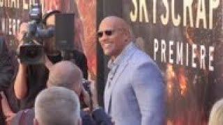 Dwayne Johnson tops Forbes' list of highest-paid actors