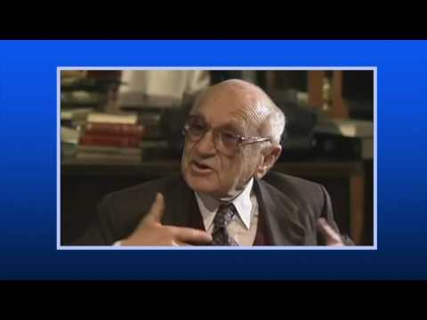 Milton Friedman - Regulation and the Free Market