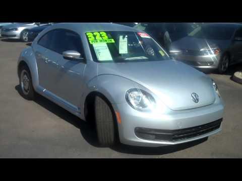 2012 Volkswagen New Beetle 2.5L Automatic Larry H. Miller Volkswagen Avondale