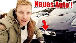MEIN NEUES AUTO ! [ Porsche 550PS ]