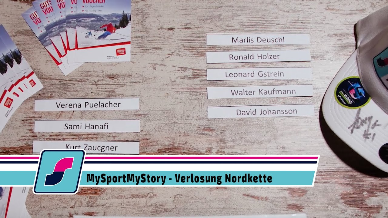 MySportMyStory - Verlosung Nordkette - Das Juwel der Alpen