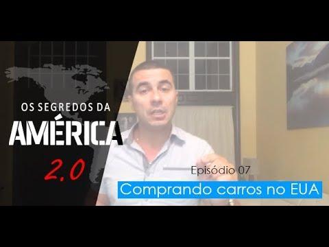 "Os Segredos da América 2.0 - Episódio 7/15 ""Comprando Carros nos Estados Unidos"""