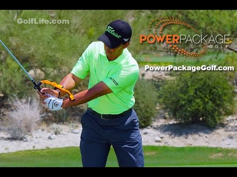 Power Package: A Revolutionary Swing Training Aid
