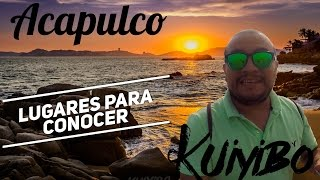 Lugares para conocer en Acapulco | Kuiyibo