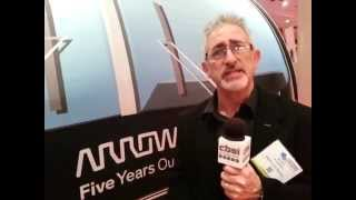 Scott Silverstein of Arrow Electronics at #CETW