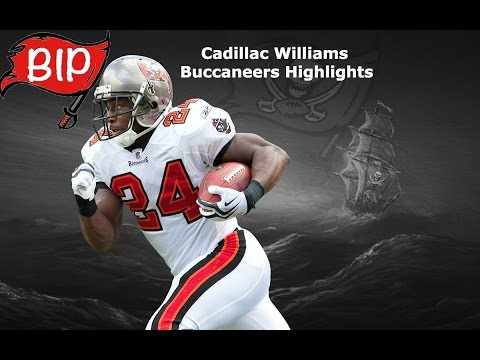 "Carnell ""Cadillac"" Williams 