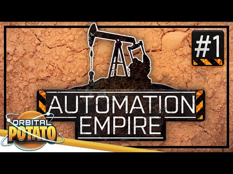 Automate Everything! - Automation Empire - Strategy Process Management Game - Episode #1