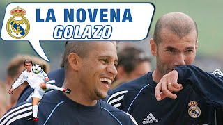Zidane y Roberto Carlos rememoraron el gol de Glasgow