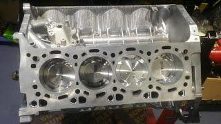 BMW S63 Engine rebuild (part 8)
