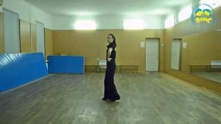 Характерные движения цыганского танца