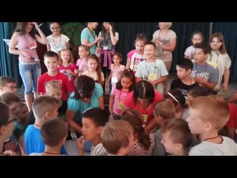 2017 öt napos bibliai klub