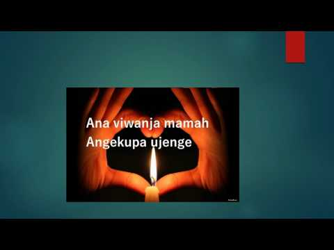 ASLAY   ANGEKUONA (RYLICS) mashairi