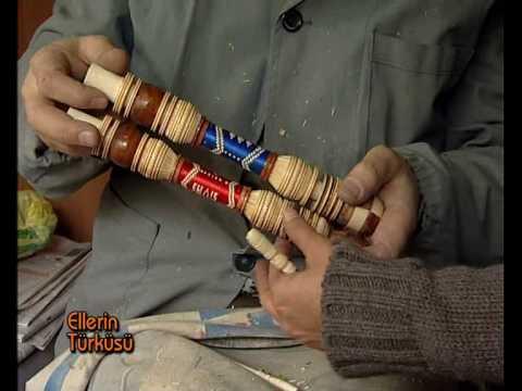 Çubukçuluk 2/3 / Handmade Wood Pens - Ellerin Türküsü Kanal B