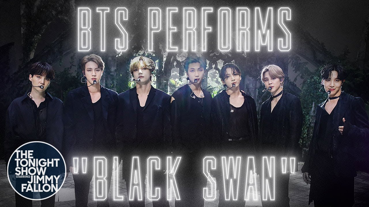 #BTSWEEK PERFORMANCE 3 | The Tonight Show Starring Jimmy Fallon