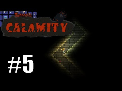 Terraria Calamity Playthrough Part 5 - King Slime