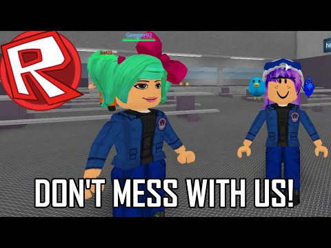 ROBLOX REDWOOD PRISON ROLEPLAY | WE BE POLICE! | RADIOJH GAMES