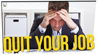 5 Signs Its Time to Quit Your Job! ft. Steve Greene & DavidSoComedy