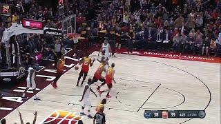 2nd Quarter, One Box Video: Utah Jazz vs. Charlotte Hornets