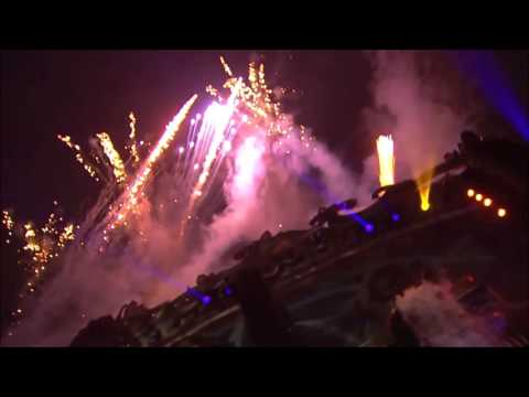 Tiësto - Adagio For Strings @ TomorrowWorld 2015