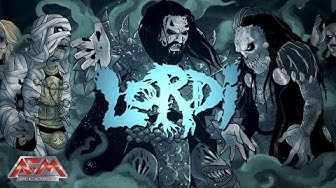 LORDI - Like A Bee To The Honey (2020) // Written by Paul Stanley & Jean Beauvoir // AFM Records
