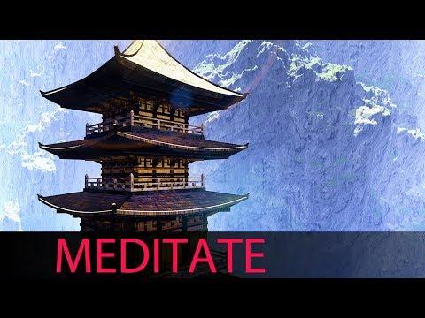 Tibetan Meditation  Healing  Calming  Relaxing  Stress Relief  ☯1899