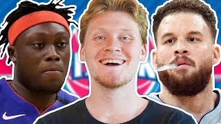 REBUILDING THE DETROIT PISTONS! NBA 2K20