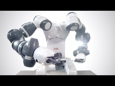 ABB Robotics - YuMi: creating an automated future together