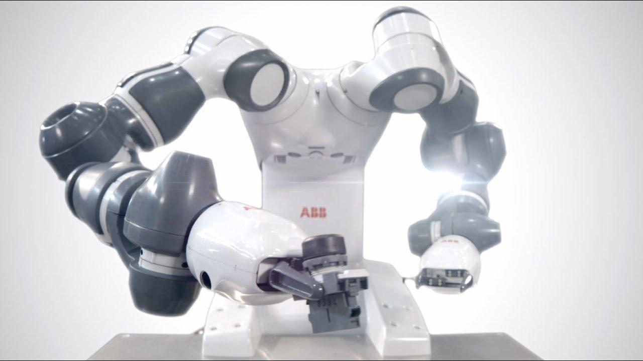 Resultado de imagen de yumi robot