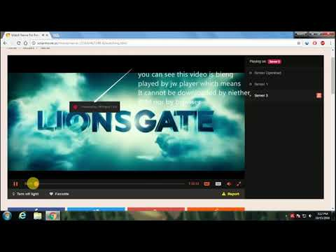 How to download online JW player videos which cannot be downloaded by web browser or IDM