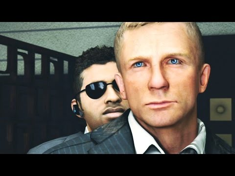 007: Quantum of Solace Walkthrough - Ending - Mission 15: Eco Hotel (All Collectibles)