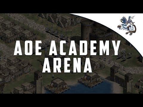 AoE2 Academy - 1v1 Arena
