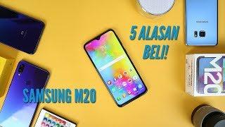 Inilah 5 Alasan Beli Samsung Galaxy M20 - Wajib Tau Sebelum Beli!