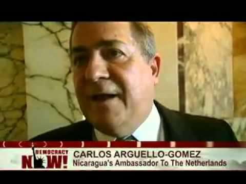 ICJ Rules on Nicaragua/Costa Rica Dispute