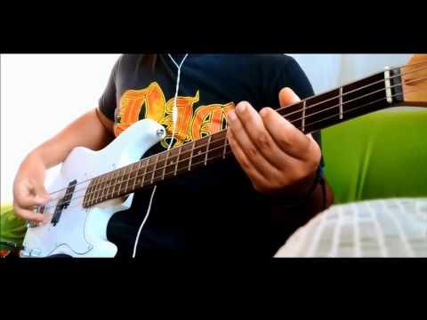 Guns N' Roses - Madagascar (Bass Cover)