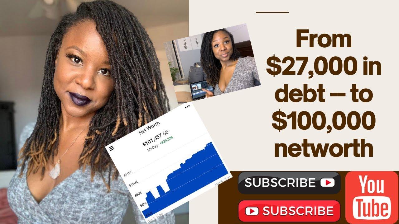 How I Increased My Net Worth