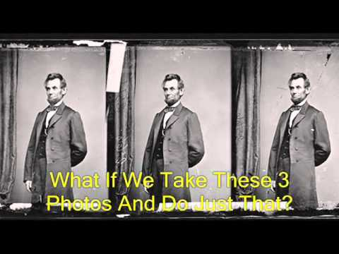 Abraham Lincoln ACTUAL Footage