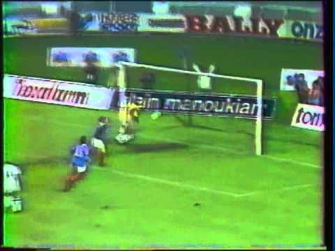 1988 (September 28) France 1-Norway 0 (World Cup Qualifier).mpg