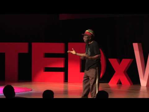Hip-Hop Theatre: Recognition Without Permission | Jonzi D | TEDxWarwick