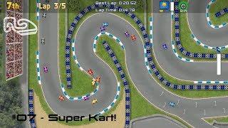 Ultimate Racing 2D 🏎️ #07 - Super Kart!