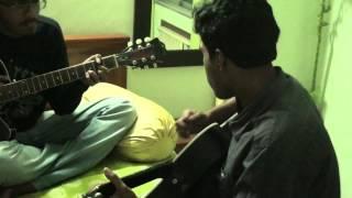 Tujhko Jo Paya (Acoustic Guitar Cover)