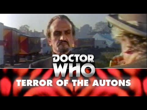 Doctor Who classic moments: The Master's first ever appearance (Terror of the Autons)